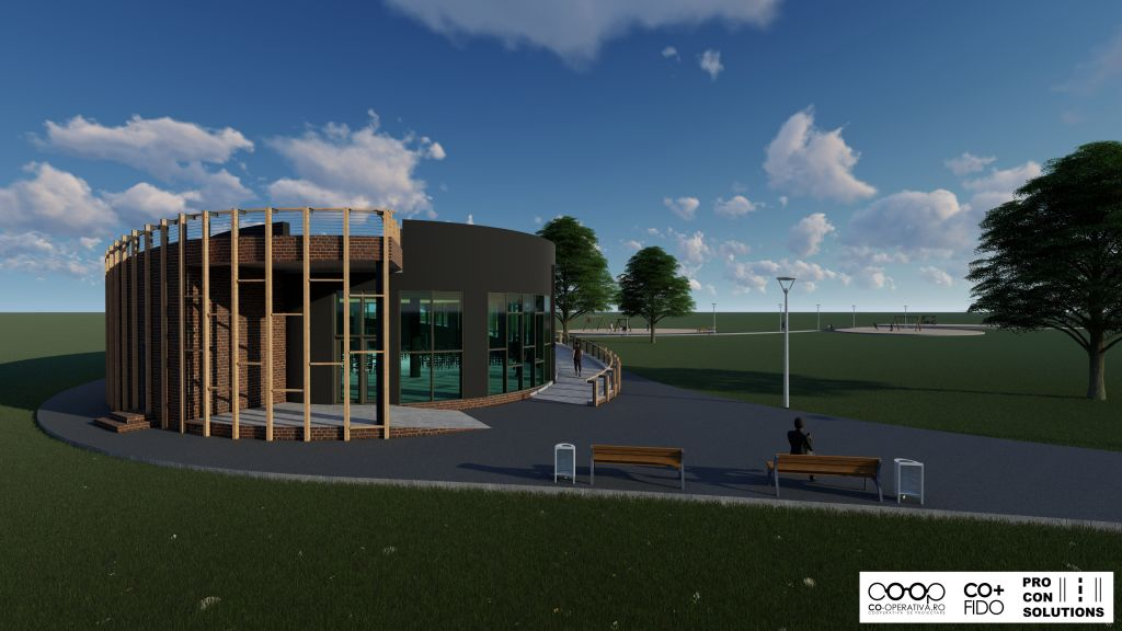 Construction Begins on the Great Bustard's Nest Visitor Centre in Salonta